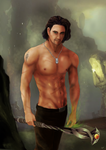 Dragon Age Inquisition - Maxwell Steff Trevelyan by HolaRike