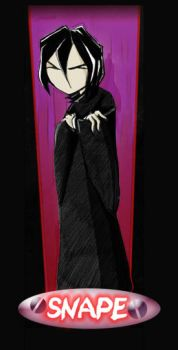 Zim Snape - For Mags by Artema