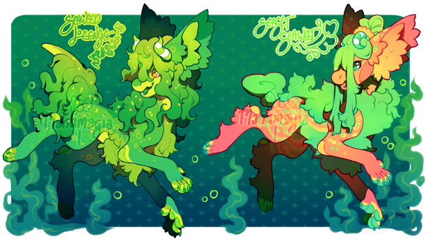 [Auction] - Seaweed Splendor by PhloxeButt
