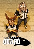 Lapin Guard Cover by Lunaromon
