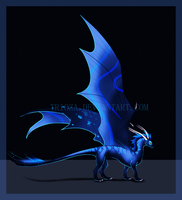 Dragon Design Auction #13 [CLOSED] by Trioza