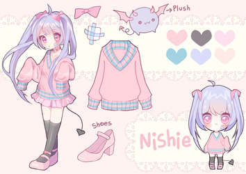 (Commission) Nishie ref. by Smeoow