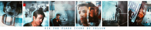 The Flash Icons by akirasakura531
