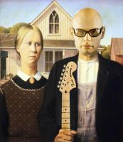 Billy was an American Gothic by nrprtm