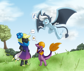 CC - Payment for Ena by Crazy-Leen