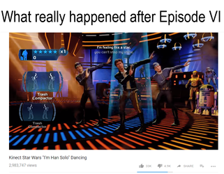 What really happened after Episode VI by DeadKnight1