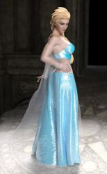 Vyria - 29 (Elsa, Snow Queen) by johngate2014