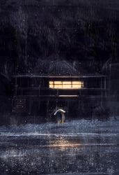 It s raining by PascalCampion