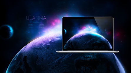 ULANNA - SpacedOut Wallpapers by Ecstrap
