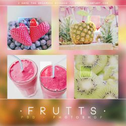 Frutts - .Psd by coral-m