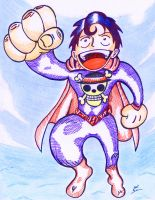 SuperLuffy by mrpulp-presenta
