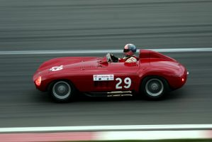 No.29 at the -Oldtimer Grand Prix- in 2006 by WiWaDE