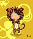 Micah the Tigress :P by aLyTeh