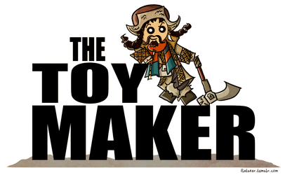 The Toy Maker. by flatbear