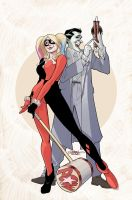 Suicide Squad 1 Cover by TerryDodson