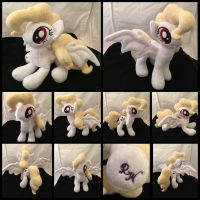 MLP 10 inch Bat Pony Surprise  ::Commission:: by RubioWolf