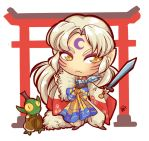 chibi commission: Sesshomaru by Blatterbury