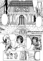 Extract from Destiny, page 20. by Akina-art