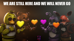 We Always Hold Together by Odrios