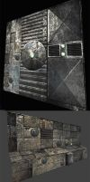 Unreal Engine 3 Material by beere