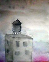 water tower. by Alyssam13