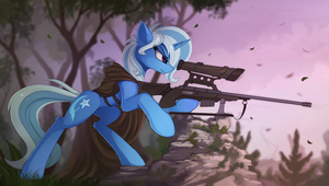 Ponykiller (color sketch) by Yakovlev-vad