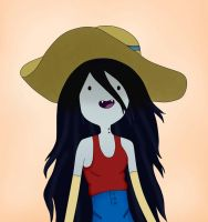 Marceline- What was missing by AndiScissorhands