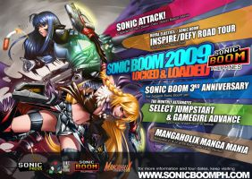 Sonic Boom Lock and Loaded 09 by mangaholix