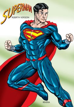 Superman Rebirth 001 copy by lenlenlen1