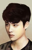 EXO - D.O by Rozelque