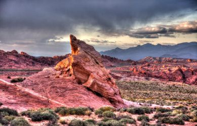 Red Rocks by heypeter