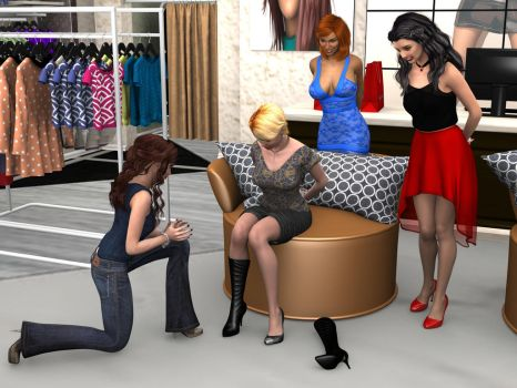 R-World Shopping Trip - 02 by DonKevinMartin