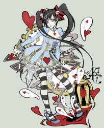 ::X-Down-Alice:: by rann-poisoncage