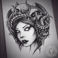 Succubus by DeadInsideGraphics