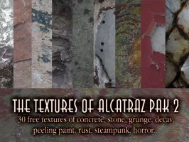 Alcatraz Textures Stock Pack2 by calthyechild