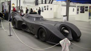 Batmobile (Tim Burton films) by EgonEagle