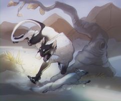 WoR: Great Hunt/TornTethers by skulldog