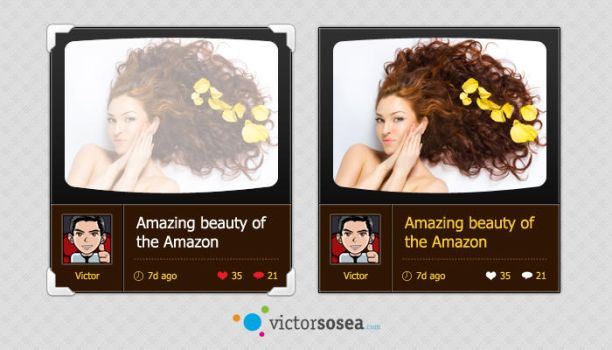 Tumblr Style Image Frames Free by victorsosea