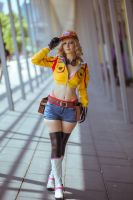 Cindy Cosplay by AllyAuer