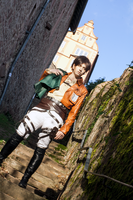 Eren Yeager - Am I the enemy? by Devil-Kasai