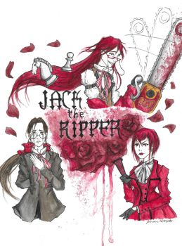 Jack The Ripper by J-laura