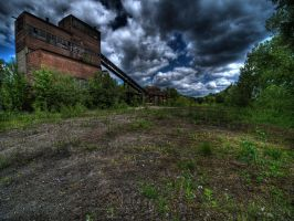 Industrial summer by kubica