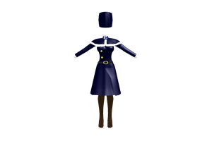 MMD Russian Outfit XD DL by 2234083174