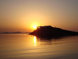 naxos sunset 3 by pungen