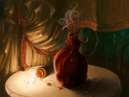 Potion of a Dreamless Sleep by Adelaida