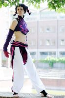 Juri 5th by santichan