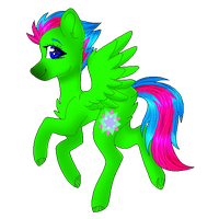 Luminous Dazzle (animated) by CandyCrusher3000