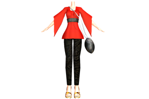 MMD European Outfit DL by 2234083174