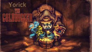 Episode #1 YORICK the GOLDDIGGER by He-st