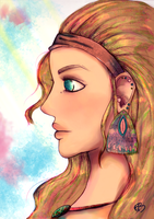 Fille by Lamamilie